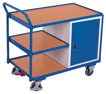 Montagewagen mit Schrankfach