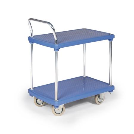 Tischwagen mit Kunststoffplattform