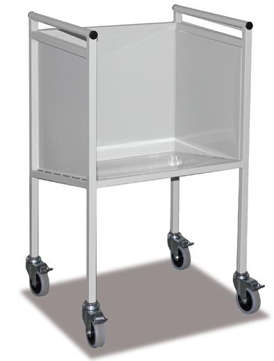 Transportwagen für Papier u. Akten