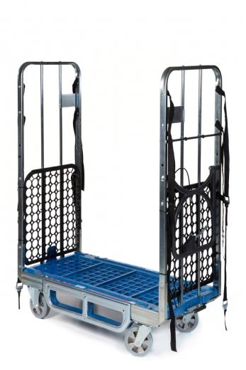 Paketwagen - 2 x Transportwagen Mover