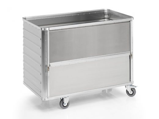 Aluminiumwagen 1280 x 675 x 985 mm (LxBxH)