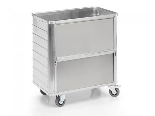 Aluminiumwagen 930 x 530 x 985 mm (LxBxH)