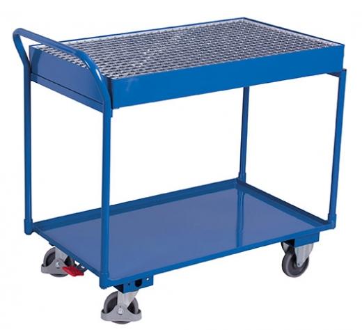 KFZ Tischwagen mit Ölwanne