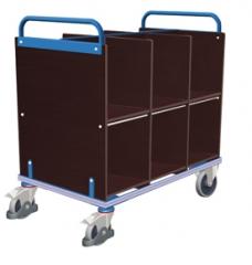 Aktenwagen mit 12 Fächer