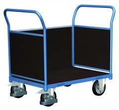 Dreiwandwagen für schwere Lasten