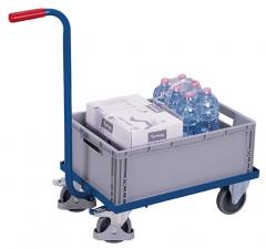 Griffroller mit Kunststoffkiste