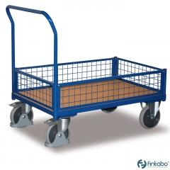 Gitterkastenwagen mit Bügelgriff