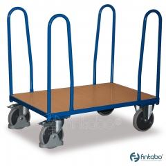 Seitenbügelwagen mit 4 Bügel