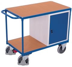 Werkstattwagen mit zwei Ladeflächen