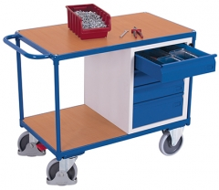 Werkstattwagen mit Schubladen