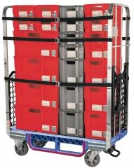 Paketwagen - Transportwagen Mover