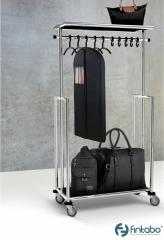 Gepäckwagen - Kleiderwagen