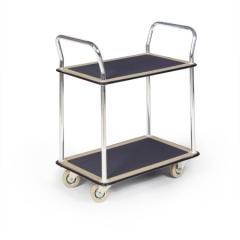 Tischwagen mit Stahlblechplattform