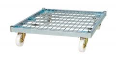 Stahlrollplatte 710 x 800 mm