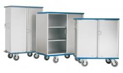 Schrankwagen Aluminium