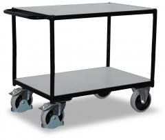 ESD Wagen mit zwei Ladeflächen
