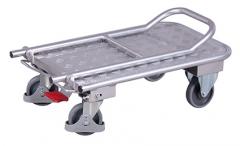 Klappwagen aus Aluminium