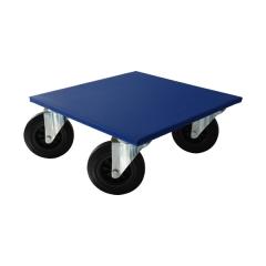 Möbelroller 600 x 600 mm für 750 Kg