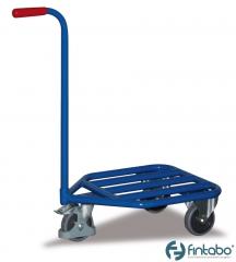 Griffroller mit Stahlrohr-Ladefläche