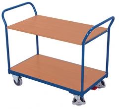Tischwagen mit zwei Griffe