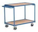 Flacher Tischwagen mit 2 Ladeflächen